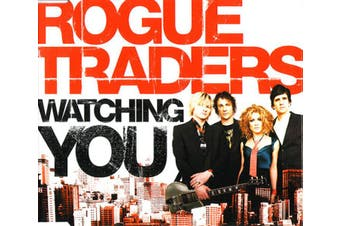 Rogue Traders – Watching You PRE-OWNED CD: DISC LIKE NEW