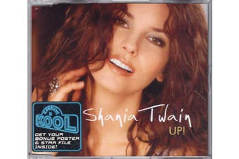 Shania Twain – Up! PRE-OWNED CD: DISC LIKE NEW