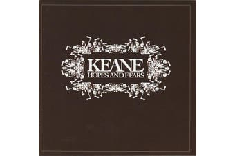 Keane – Hopes And Fears PRE-OWNED CD: DISC EXCELLENT