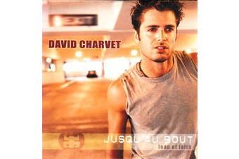 David Charvet – Jusqu'Au Bout PRE-OWNED CD: DISC EXCELLENT