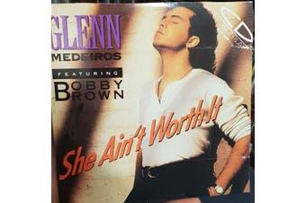 Glenn Medeiros – She Ain't Worth It PRE-OWNED CD: DISC EXCELLENT