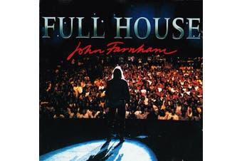 John Farnham – Full House PRE-OWNED CD: DISC EXCELLENT