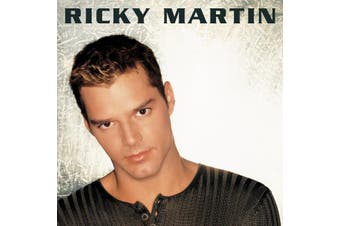 Ricky Martin – Ricky Martin PRE-OWNED CD: DISC EXCELLENT