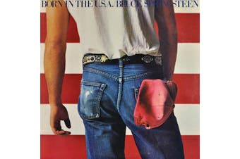 Bruce Springsteen – Born In The U.S.A. PRE-OWNED CD: DISC EXCELLENT