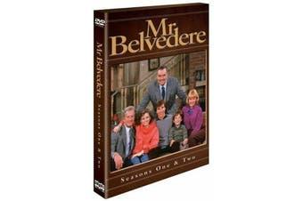 NEW Mr. Belvedere: Seasons One & Two DVD NTSC REGION 1