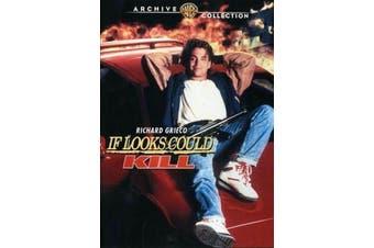 IF LOOKS COULD KILL NEW DVD NTSC REGION 1 - Rare- Aus Stock DVD NEW