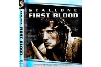 First Blood - Rare- Aus Stock Blu-Ray NEW