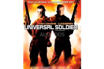 Universal Soldier - Rare- Aus Stock Blu-Ray NEW