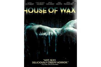House of Wax - Rare- Aus Stock Blu-Ray NEW