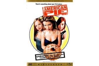 American Pie - Region 1 Rare- Aus Stock DVD NEW