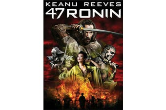 47 Ronin - REGION 1 - Region 1 Rare- Aus Stock DVD NEW