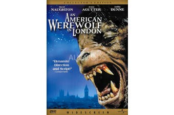 An American Werewolf in London Collector's Edition - Region 1 DVD NEW