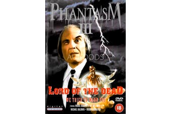 Phantasm Oblivion IV - Rare- Aus Stock DVD NEW