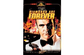 Diamonds are Forever - Region All Rare- Aus Stock DVD NEW