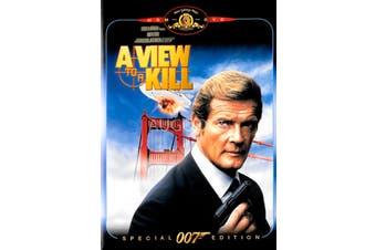 A View to a Kill - Region 1 USA Rare- Aus Stock DVD NEW