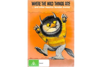 Where The Wild Things Are - and other Maurice Sendak stories Region ALL
