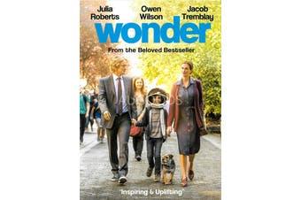 Wonder - Region 1 Rare- Aus Stock DVD NEW