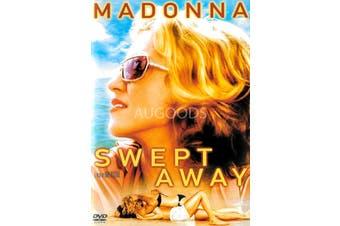 Swept Away - Madonna -Music Region 1 Rare- Aus Stock DVD NEW