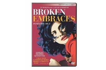 BROKEN EMBRACES - Rare- Aus Stock DVD NEW