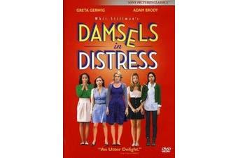 DAMSELS IN DISTRESS - Rare- Aus Stock DVD NEW