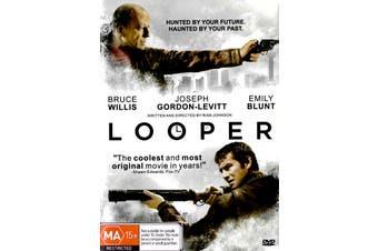 Looper - Rare DVD Aus Stock New Region 1