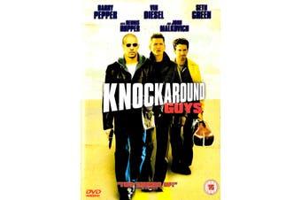 Knockaround Guys - Rare DVD Aus Stock New Region 2