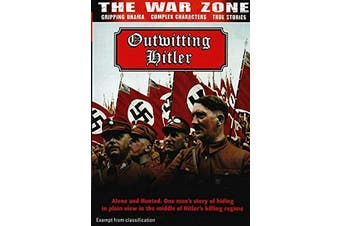 C2 The War Zone Outwitting Hitler - Series Rare- Aus Stock DVD NEW