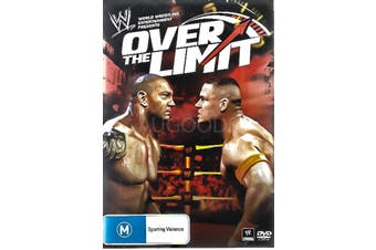 OVER THE LIMIT - Region 4 Rare- Aus Stock DVD NEW