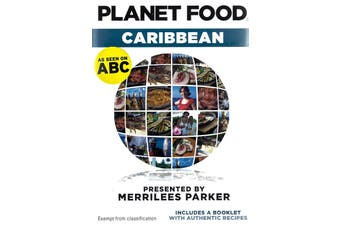PLANT FOOD: CARIBBEAN - DVD Series Rare Aus Stock New Region ALL