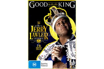 The Jerry Lawler Story - Series Region 4 Rare- Aus Stock DVD NEW