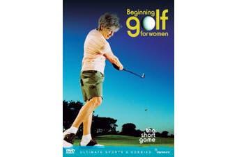 Beginning Golf – Short Game for Women -Educational Series DVD NEW