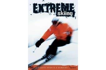Extreme Skiing - Series Rare- Aus Stock DVD NEW