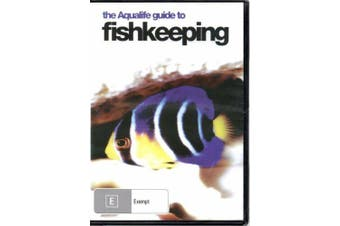 The Aqualife Guide To Fishkeeping REGION FREE - Series DVD NEW