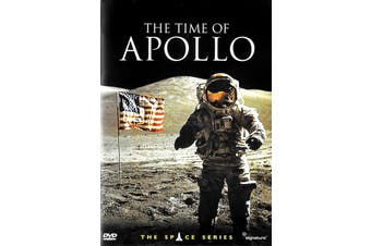 The Time of Apollo Moonlandings Gift Idea Space Exploration Astronomy Region ALL