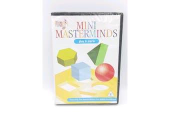 Mini Masterminds Play & Learn : Mozart -Educational Series Region All DVD NEW