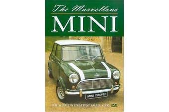 The Marvellous Mini The World Greatest Small Car - Rare- Aus Stock DVD NEW