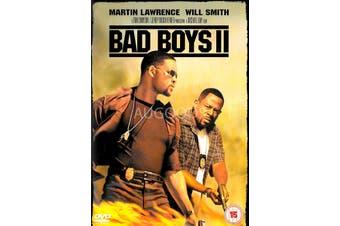 Bad Boys II -Rare DVD Aus Stock Comedy New Region 2