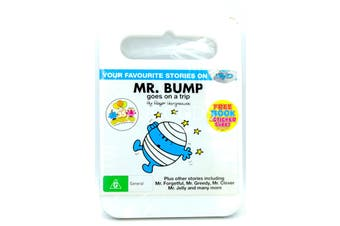MR. BUMP goes on a trip - DVD Series Rare Aus Stock New