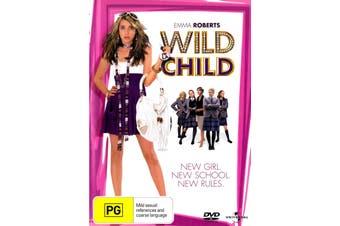 Wild Child - Rare DVD Aus Stock New Region 4