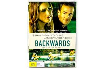 Backwards - Region 1 Rare- Aus Stock DVD NEW