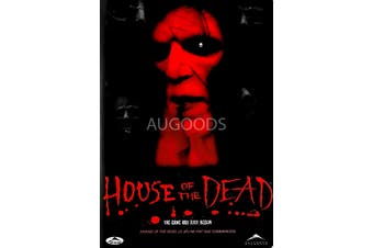 House of the Dead - Region 1 Rare- Aus Stock DVD NEW