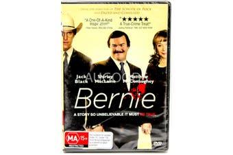 Bernie -Comedy Region 1 Rare- Aus Stock DVD NEW