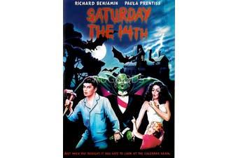 Saturday the 14th / NTSC / Region 1 - Region 1 Rare- Aus Stock DVD NEW