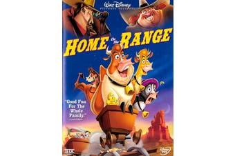 Home of the Range - Region 1 Rare- Aus Stock DVD NEW