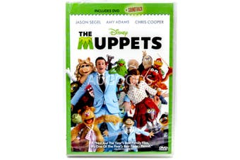 The Muppets -Kids Region 1 Rare- Aus Stock DVD NEW