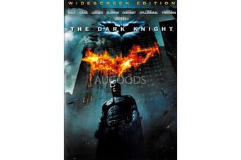 The Dark Knight - Batman - Region 1 Rare- Aus Stock DVD NEW