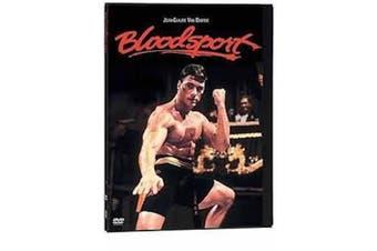 Bloodsport (1988 Jean Claude Van Damme) - Rare-Region 1 DVD NEW