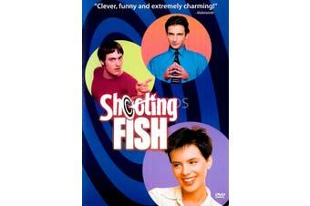 Shooting Fish - Kate Beckinsale REGION 1 - Region 1 Rare- Aus Stock DVD  NEW