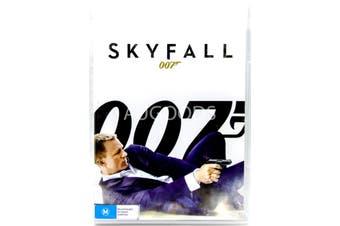 Skyfall 007 - Region 1 Rare- Aus Stock DVD NEW
