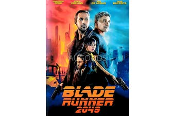 Blade Runner 2049 - Rare DVD Aus Stock New Region 1